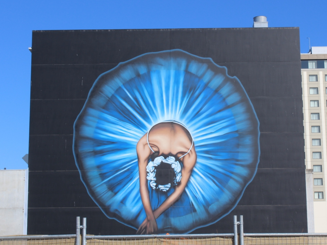 Christchurch Street Art, NZ (2015)