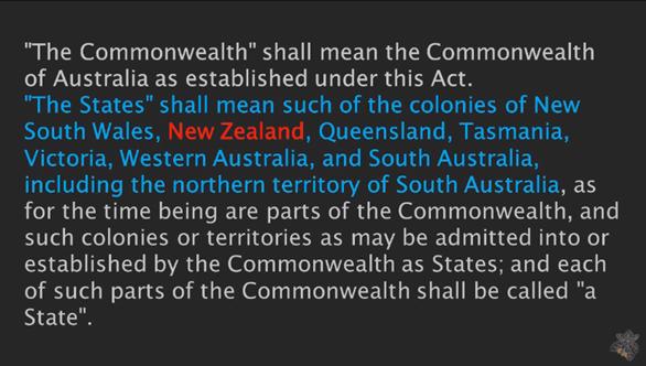 Why isn't New Zealand part of Australiaanyway?